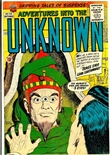 Adventures Into the Unknown #119