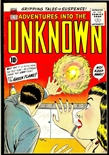 Adventures Into the Unknown #124