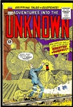 Adventures Into the Unknown #132