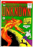 Adventures Into the Unknown #138