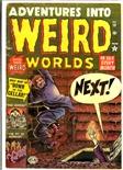 Adventures Into Weird Worlds #10