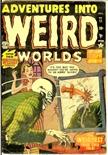 Adventures Into Weird Worlds #11