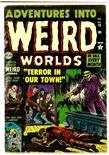 Adventures Into Weird Worlds #15