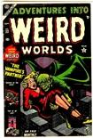 Adventures Into Weird Worlds #22