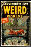 Adventures Into Weird Worlds #29