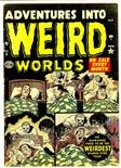 Adventures Into Weird Worlds #8