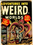 Adventures Into Weird Worlds #3