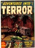 Adventures Into Terror #10