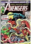 Avengers #126