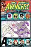 Avengers #253