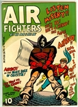 Air Fighters Comics #12