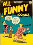 All Funny Comics #6