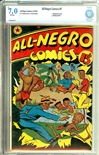 All-Negro Comics #1