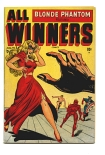 All Winners Comics V2N1