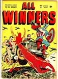 All Winners Comics #8