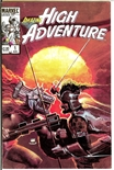 Amazing High Adventure #1