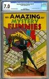 Amazing Mystery Funnies V2 #7