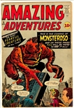 Amazing Adventures #5