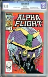 Alpha Flight #4