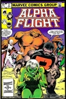Alpha Flight #2