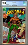 Aquaman (Vol 2) #1