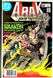 Arak Son of Thunder #18
