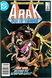 Arak Son of Thunder #42