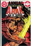 Arak Son of Thunder Annual #1