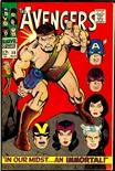 Avengers #38