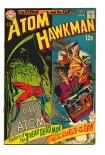 Atom and Hawkman #41