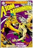 Atom and Hawkman #39