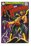 Atom and Hawkman #40