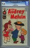 Little Audrey & Melvin #40