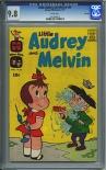 Little Audrey & Melvin #45