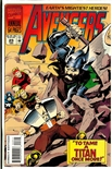 Avengers Annual #23