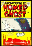 Adventures of Homer Ghost #1