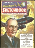Jim Ray's Aviation Sketchbook #1