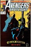 Avengers Spotlight #39