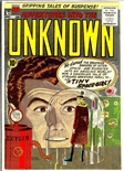 Adventures Into the Unknown #63