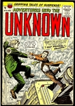 Adventures Into the Unknown #72