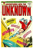 Adventures Into the Unknown #154
