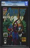 Avengers West Coast #76