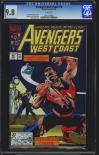 Avengers West Coast #78