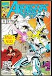 Avengers West Coast #90
