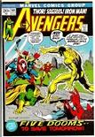 Avengers #101