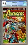 Avengers #120