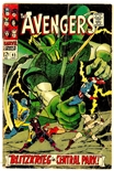 Avengers #45