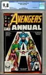 Avengers Annual #12