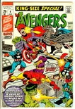 Avengers Annual #4