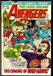 Avengers #98